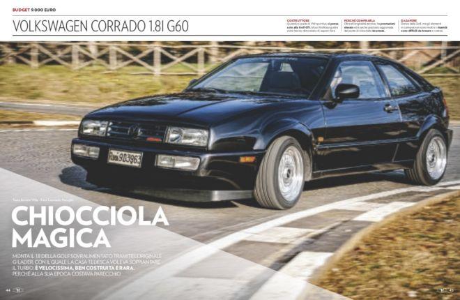 BUDGET 2 VW CORRADO G60